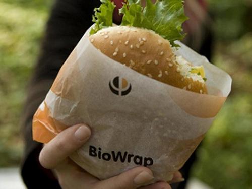 Giấy gói sản phẩm có thể ăn được